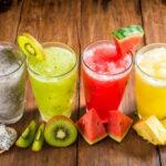 Витаминные и освежающие напитки